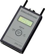 Elektrofeldmeter EFM 022